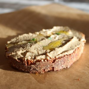 Чем бы смазать бутерброд?