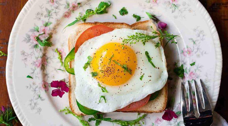 яичница глазунья рецепт
