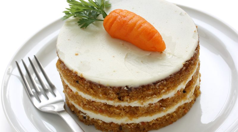 морковные пирожные рецепт