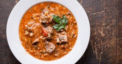 суп харчо рецепт классический
