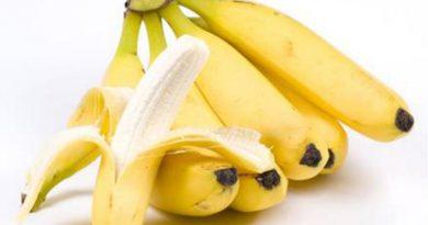 полезные свойства банана для организма человека
