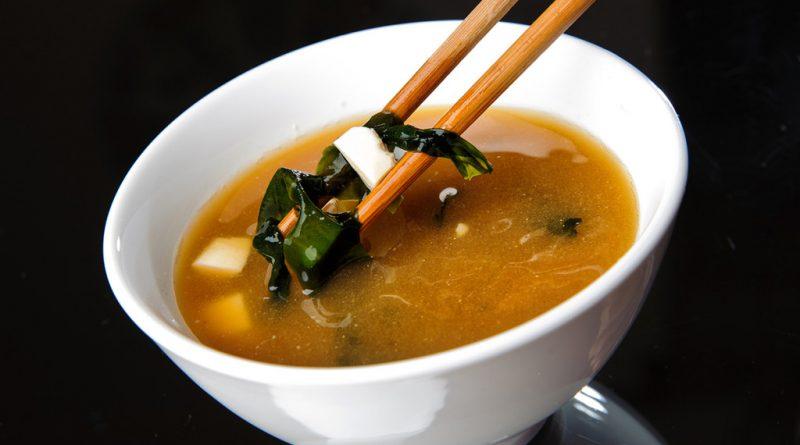 мисо суп рецепт