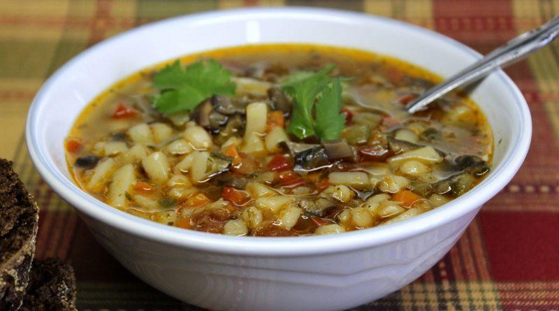 суп рассольник рецепт