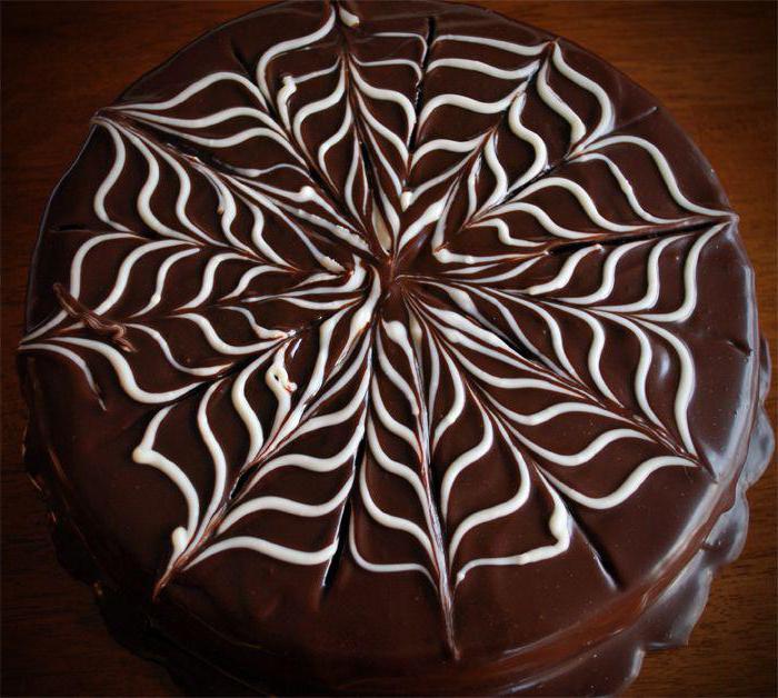 рецепт праздничного торта