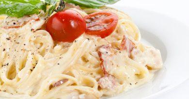 паста карбонара рецепт классический