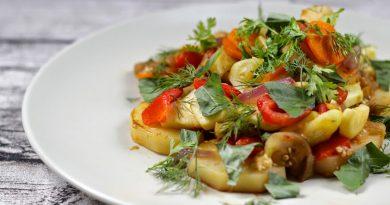 рагу из овощей рецепт