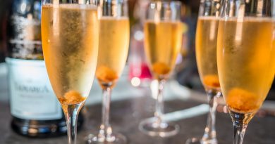 ананасы с шампанским рецепт