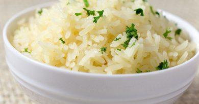 как приготовить рассыпчатый рис на гарнир на сковороде