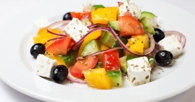 салат греческий рецепт