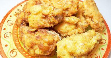 куриные окорочка в тесте рецепт во фритюре