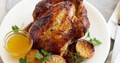 курица в меду рецепт в духовке